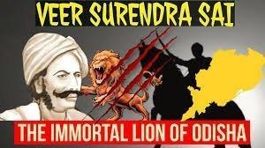 Freedom Fighter Veer Surendra Sai